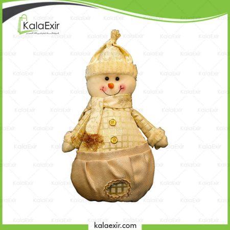 قیمت عروسک آدم برفی نمدی