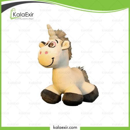 قیمت عروسک اسب تک شاخ پولیشی