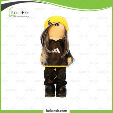 عروسک روسی با لباس اسپرت