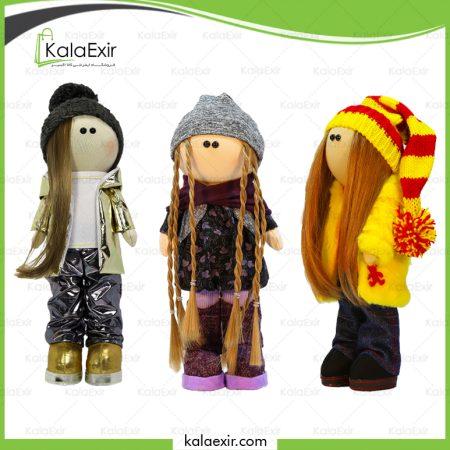 عروسک روسی دختر جدید