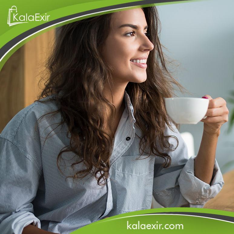 قهوه سوپریم گانودرما نوشیدنی آرامش بخش